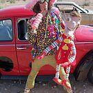 Funky Puppet Man by jollykangaroo