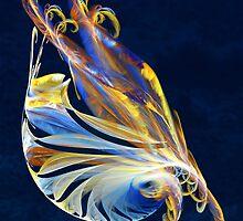 Fractal - Sea Creature by Susan Savad