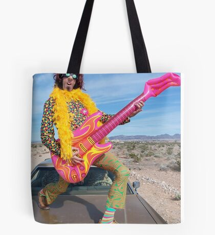 Psychedelic Fool Tote Bag