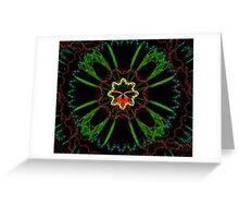 Julian Wheel Greeting Card