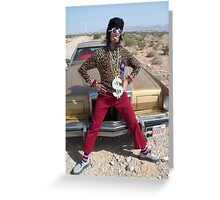 Who's the Rockstar? Greeting Card