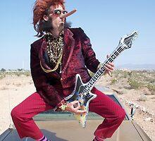 Rockin Air Guitar by jollykangaroo