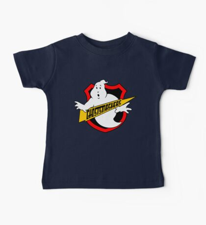 Ghost Smashers Redux Baby Tee