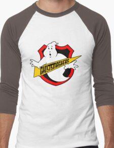 Ghost Smashers Redux Men's Baseball ¾ T-Shirt