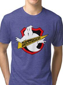 Ghost Smashers Redux Tri-blend T-Shirt