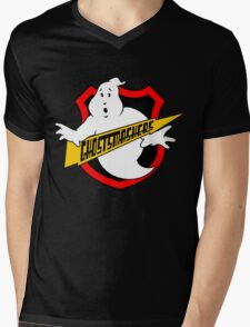 Ghost Smashers Redux Mens V-Neck T-Shirt