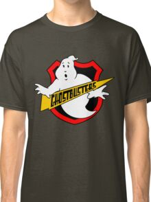 Ghost Busters Redux Classic T-Shirt