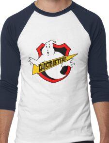 Ghost Busters Redux Men's Baseball ¾ T-Shirt