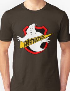 Ghost Busters Redux Unisex T-Shirt