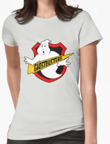 Ghost Busters Redux Womens Fitted T-Shirt
