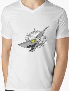 Headshot Shirt Mens V-Neck T-Shirt