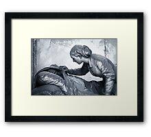 Covering  Framed Print