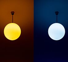 Warm/Cold diptych by MatBrd