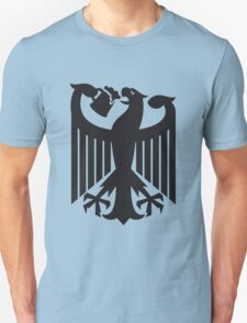 Germany coat of arms eagle beer  Unisex T-Shirt