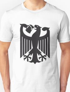 Germany coat of arms eagle beer  T-Shirt