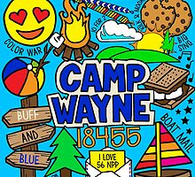 Camp Wayne  by coreybloomberg