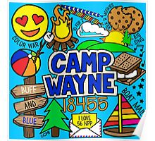 Camp Wayne  Poster