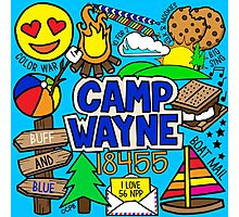 Camp Wayne  Photographic Print
