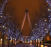 The London Eye.. by Lauren Tucker