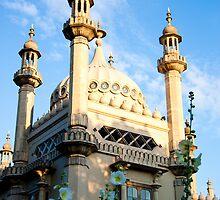 Royal Pavilion at Brighton by Dawn OConnor