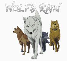 Wolf's Rain Kids Clothes