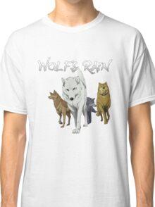 Wolf's Rain Classic T-Shirt
