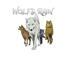 Wolf's Rain Photographic Print