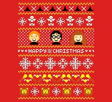 Harry Potter - Happy Christmas Unisex T-Shirt