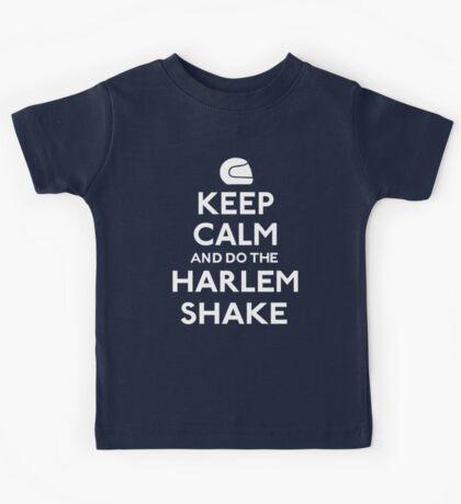 Keep calm and Harlem Shake Kids Tee