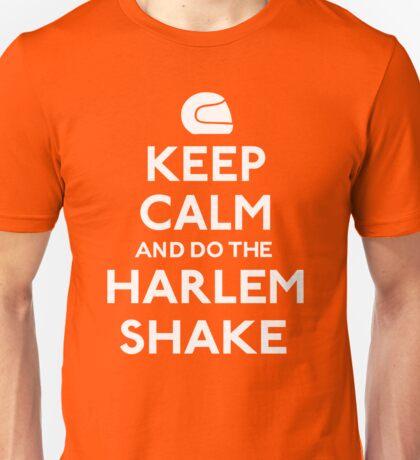 Keep calm and Harlem Shake Unisex T-Shirt