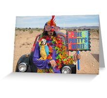 Where's the Party? Greeting Card