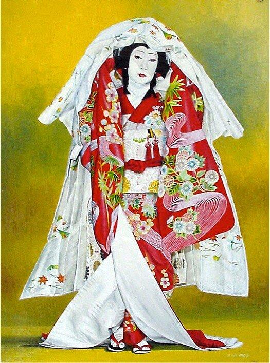 Kabuki Sea of Love by ZiyaEris