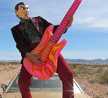 Rock & Roll Man by jollykangaroo