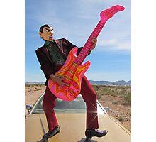 Rock & Roll Man Photographic Print