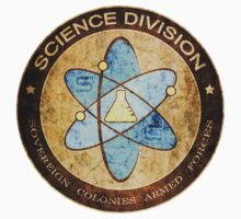 DS Science Division Textured by Adam Angold