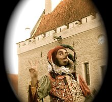 A Jester in Estonia by jollykangaroo