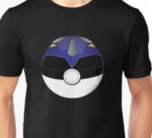 BLUE RANGER POKEBALL  Unisex T-Shirt