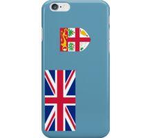 Fiji Flag iPhone Case/Skin