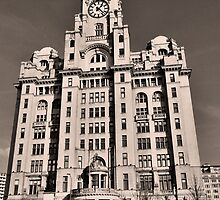 The Liver Buildings by DavidWHughes