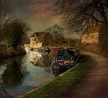 Bathminster on the kennet and Avon canal by eddiej