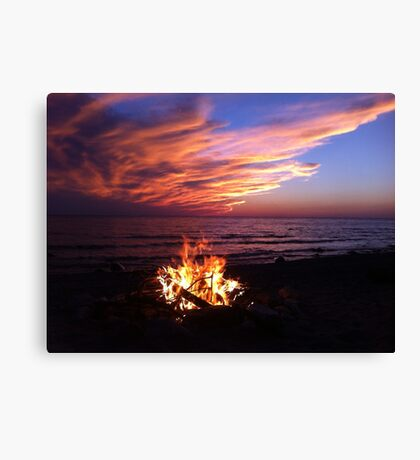 nature's gifts Canvas Print