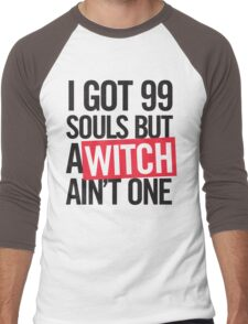 99 Souls tee Men's Baseball ¾ T-Shirt