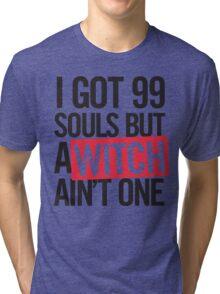 99 Souls tee Tri-blend T-Shirt