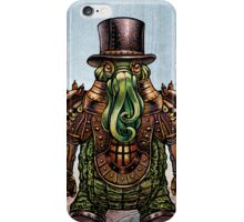 Lord Dreadnought Kaiju Monster iPhone Case/Skin