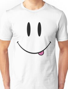 Retro 90s Smiley Raver Unisex T-Shirt