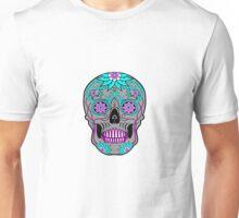 Día de los Muertos (Day Of The Dead) Skull Unisex T-Shirt
