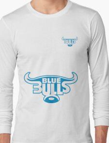BLUE BULLS SUPER RUGBY Long Sleeve T-Shirt