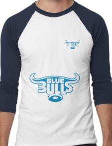 BLUE BULLS SUPER RUGBY Men's Baseball ¾ T-Shirt