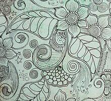 Henna Pattern by salwanajm