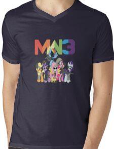 MW3 Ponies Mens V-Neck T-Shirt
